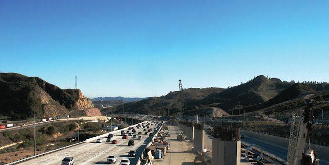 Santa Clarita Ca >> Caltrans Interstate 5 Santa Clarita California Summit